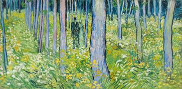 """""""Undergrowth with Two Figures"""" Returns Home"""