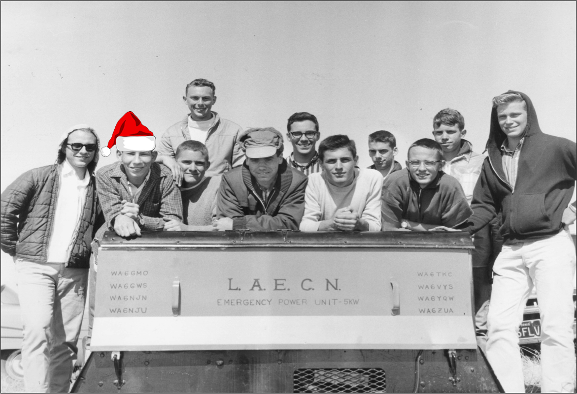 Ham for the Holidays: Amateur Radio Operators, Then and Now