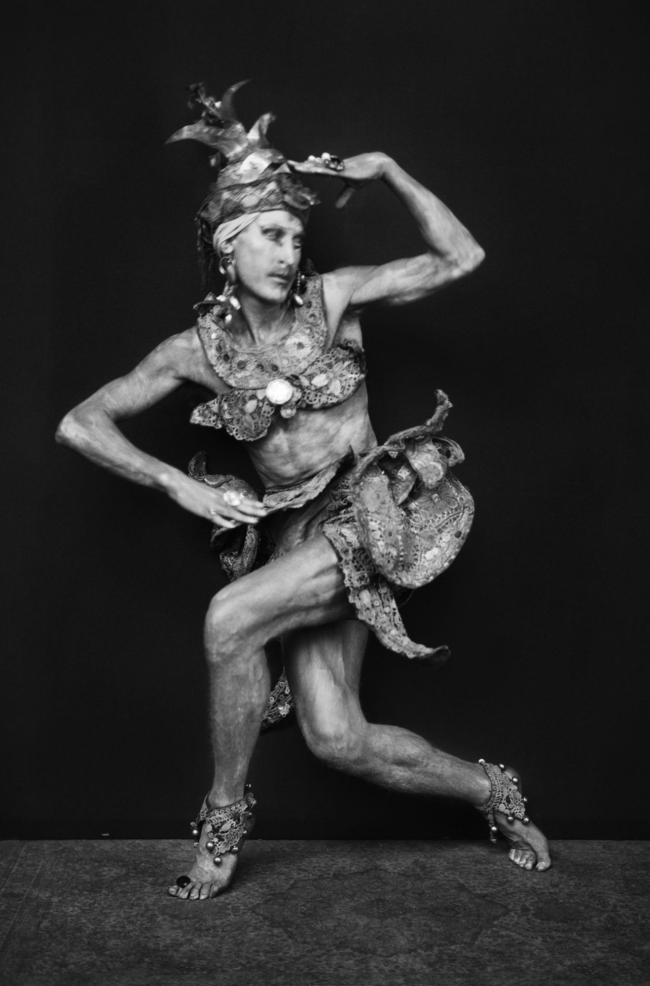 Emil Otto Hoppé: Photographs of the Ballets Russes