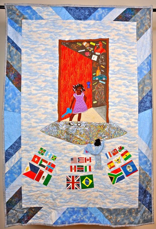 An Eclectic Quilt Exhibition