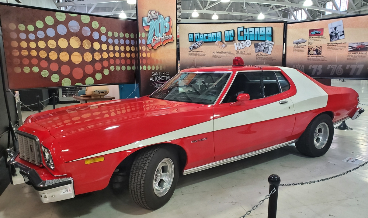 That '70s Car Show: A Decade of Change