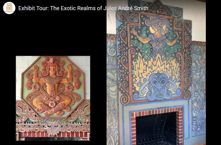 The Exotic Realms of Jules André Smith