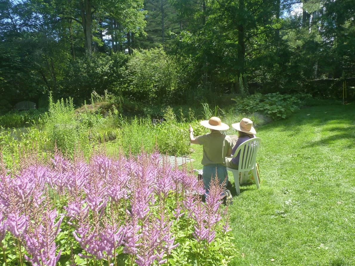 Berkshire Botanical Garden is Open!