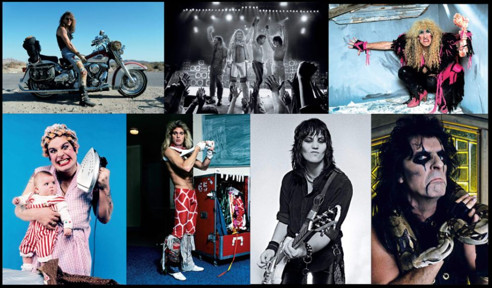 """The Decade that Rocked: The Photography of Mark """"Weissguy"""" Weiss"""