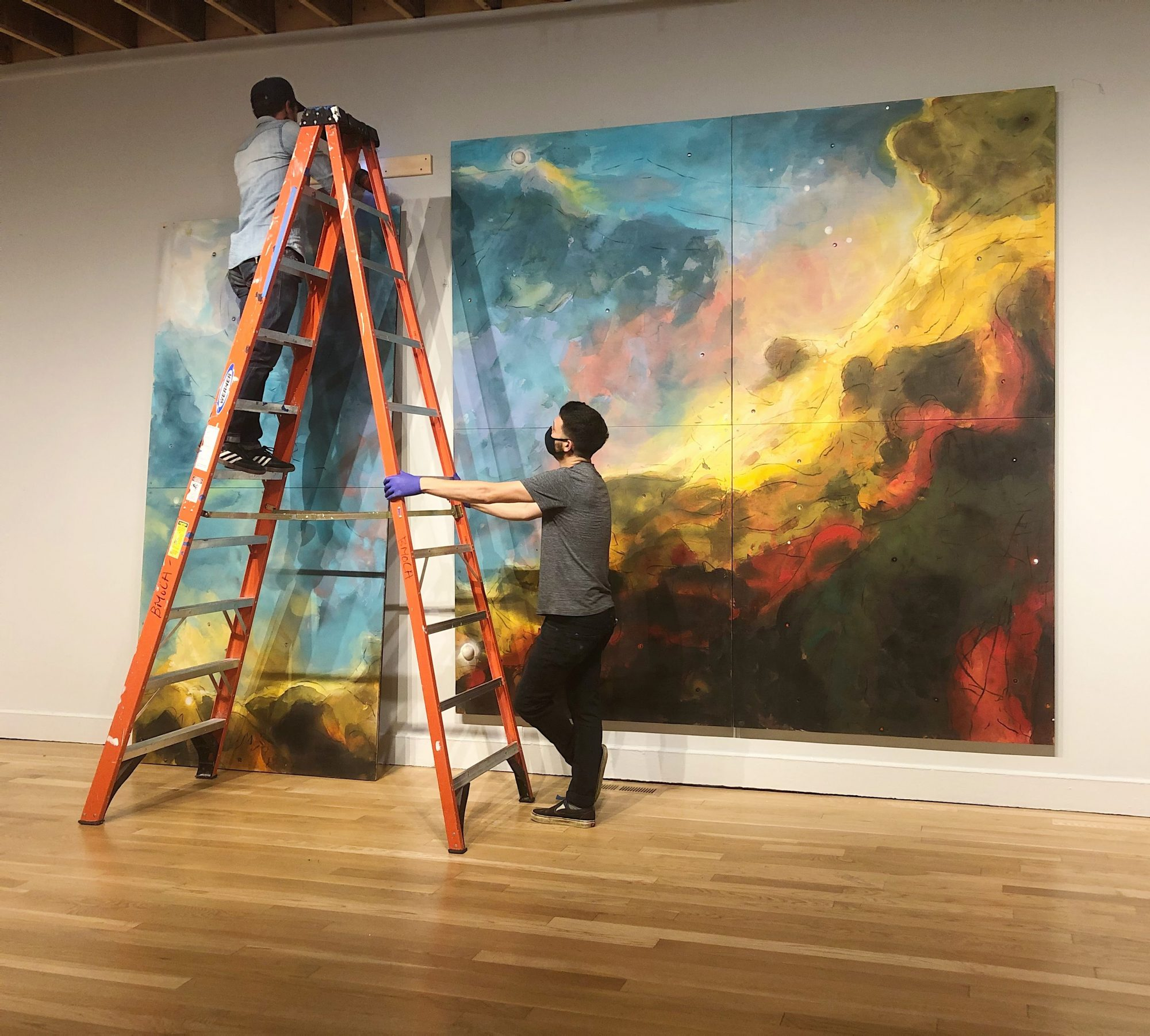 John Torreano: The Big Picture – Painting From The Universe
