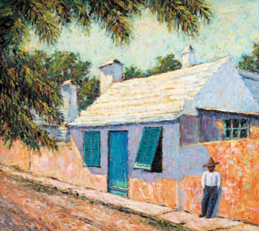 A Source of Inspiration: St George's as Seen Through the Bermuda National Gallery Collection