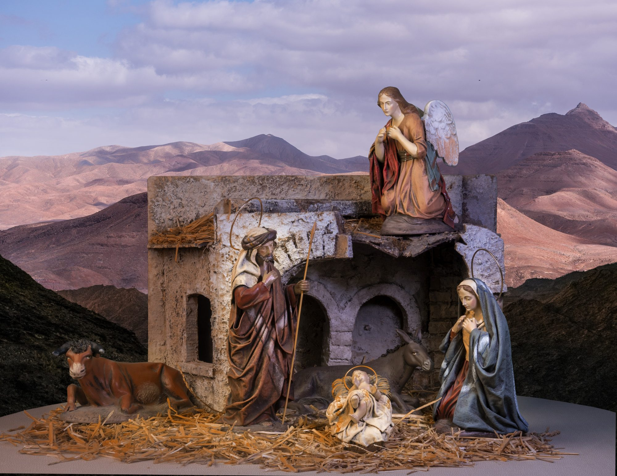 World Nativities: A 2020 Advent Calendar
