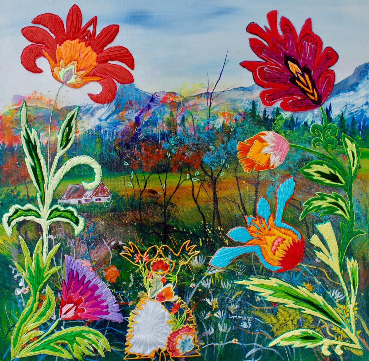 Green Grass of Home: The Artwork of Natalia Pas