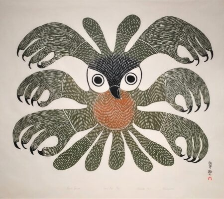 The Shadow Land: Cape Dorset Prints From the Bacardi Collection