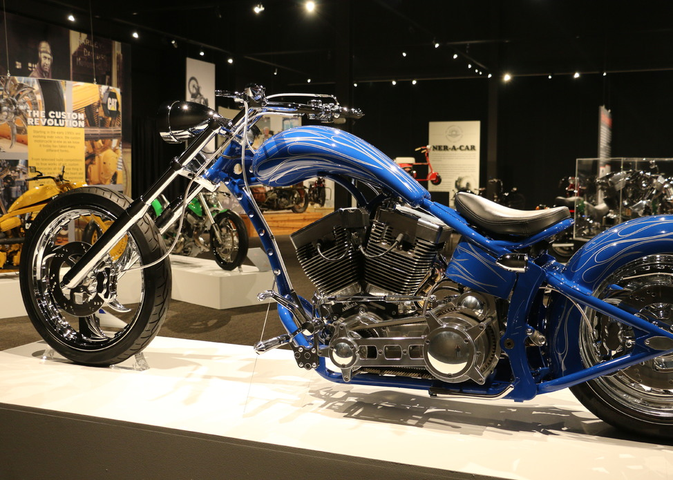 The Century of the American Motorcycle