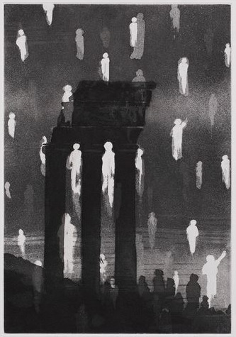 The Inferno of Dante: Etchings by Michael Mazur
