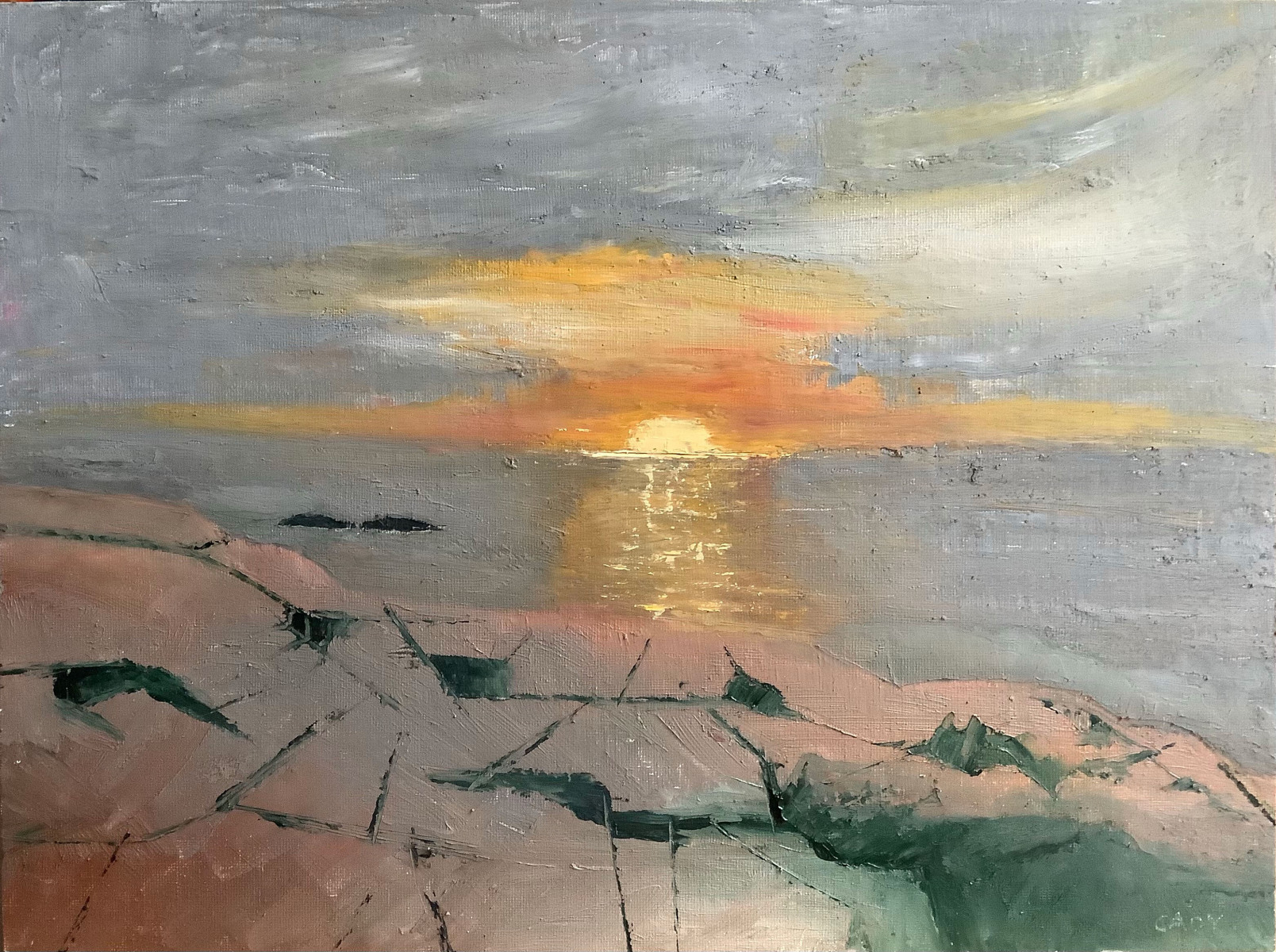 Abstracting the Seacoast